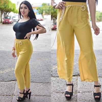 Pantalon recto para dama