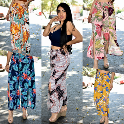 Maxi pantalon para dama modelo chi-005
