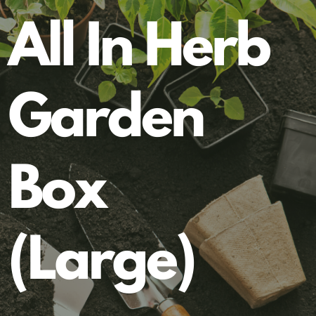 All In Herb Garden Collection Large