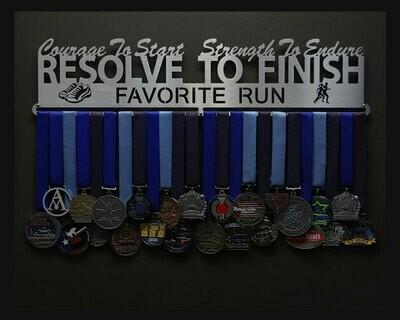 Favorite Run Courage Strength Resolve To Finish