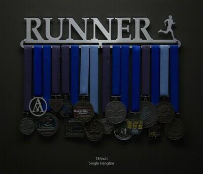 Medal Hanger Runner - Male