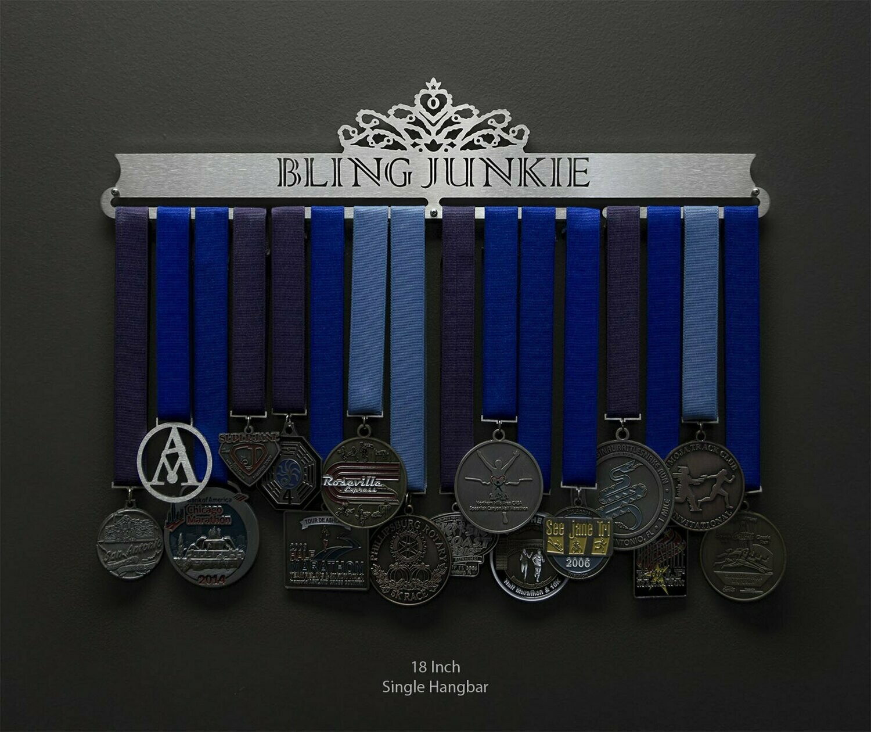 Medal Holder Bling Junkie
