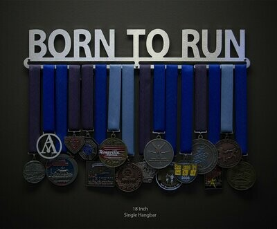 Medal Holder Born To Run