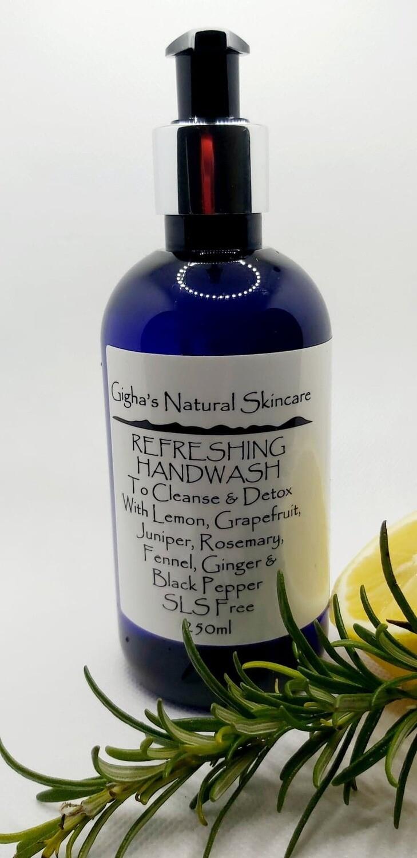 Refreshing Handwash