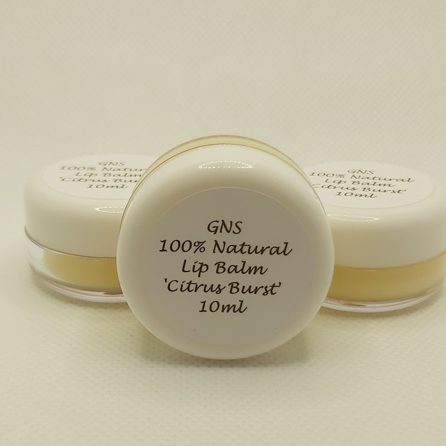 10ml Lip Balm 'Citrus'