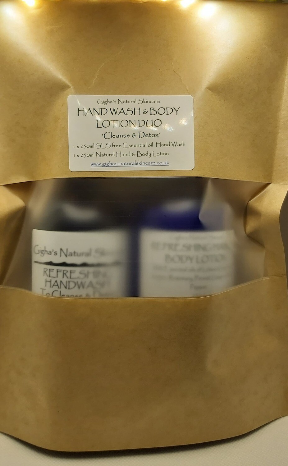 Handwash and Hand and Body Lotion Gift pack