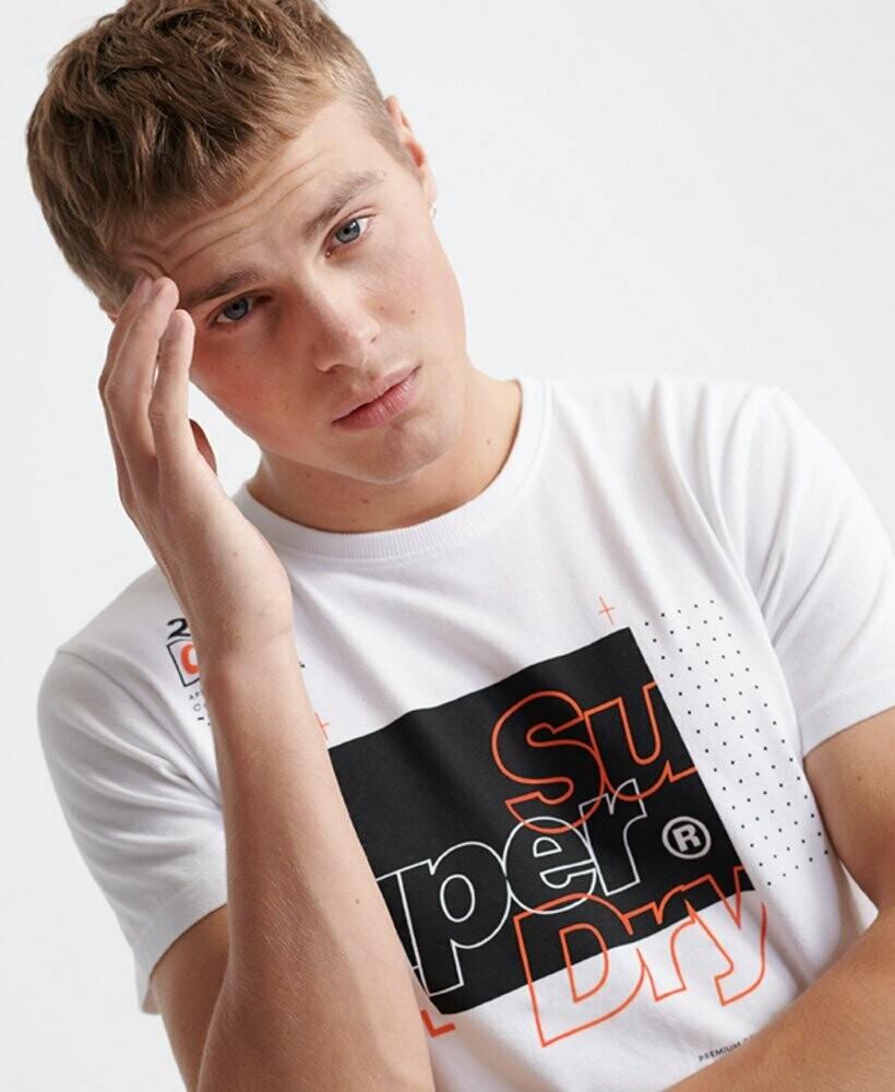 Camiseta Preciosa Chromatic Tee
