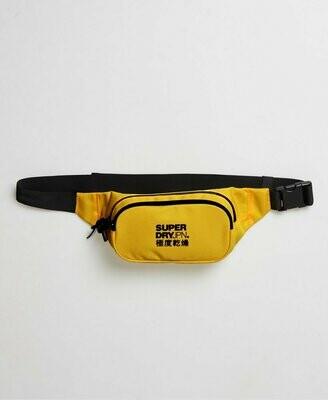 Bandolera amarilla bumbag