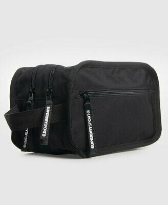 Neceser 2 Cremalleras Wash Bag