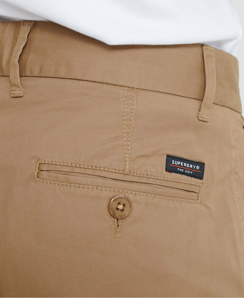 Edit Chinos Combat Brown