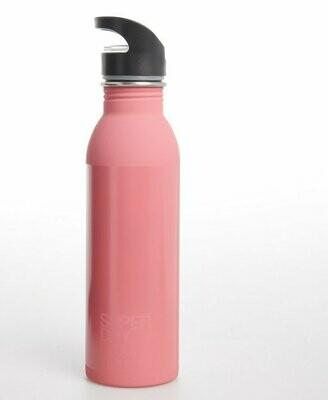 Botella Gym Super Steel Bottle Rosa