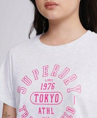 Camiseta track & Field Superdry