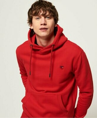 Sudadera Collective Roja