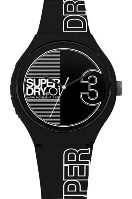 reloj negro de caballero