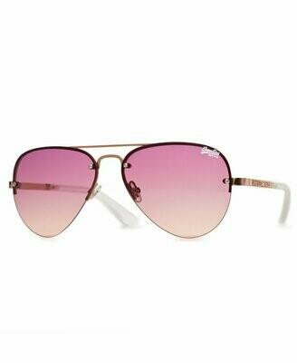 Gafas De Sol SDR Micah oro rosado brillante