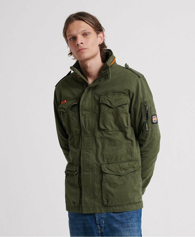 Classic Rookie Pocket Jacket Deep depths