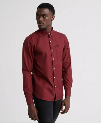 Camisa Classic London Cuadros red Gingham