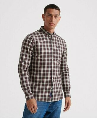 Camisa Classic London Cuadros Black check