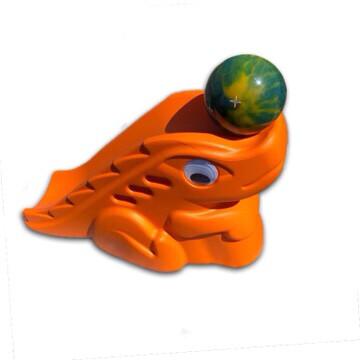 "Ramp  ""Dragon"" for bowling game ( child)/ горка для игры в боулинг"