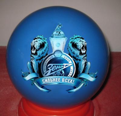 Clear ball Zenith FC