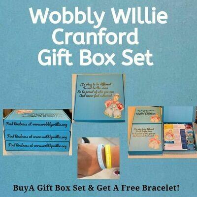 Wobbly Willie Cranford Gift Box Set