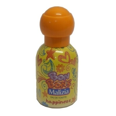 EDT BON BONS MALIZIA 50ml HAPPINESS