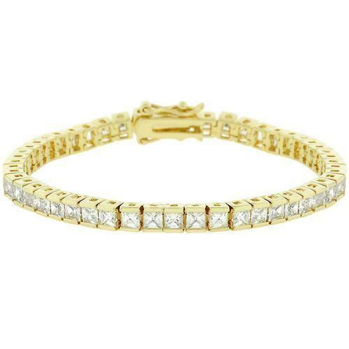 Debutante Tennis 7 Inch Bracelet