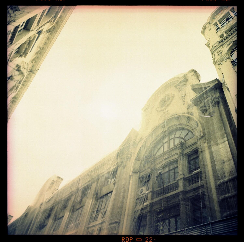 MADRID GHOSTS