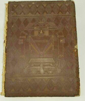 The Daedalian The Texas State College for Women 1931 Yearbook Southwest Art Deco