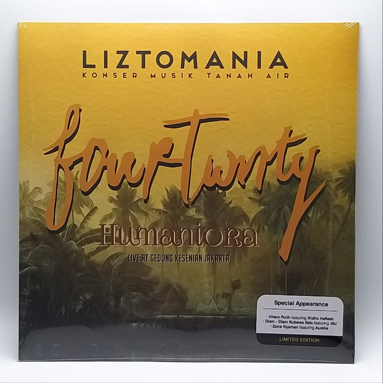 FOURTWNTY -HUMANIORE: LIVE AT GEDUNG KESENIAN JAKARTA- LP