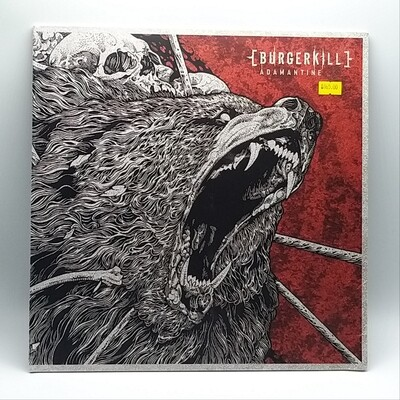 BURGERKILL -ADAMANTINE- LP (180 GRAM VINYL)