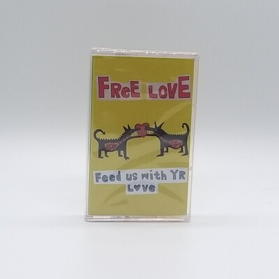 FREE LOVE -FEET US WITH YR LOVE- TAPE