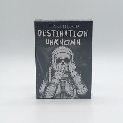 HARDIHOOD -DESTINATION UNKNOWN- CASSETTE
