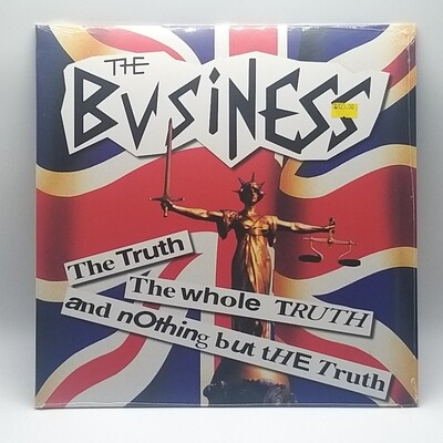 THE BUSINESS -THE TRUTH THE WHOLE TRUTH AND NOTHING BUT THE TRUTH- LP