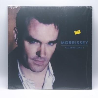 MORRISEY -VAUXHALL & I- LP (180 GRAM VINYL)