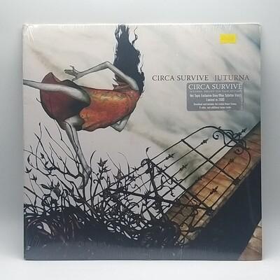CIRCA SURVIVE -JUTURNA- LP (COLOR VINYL)