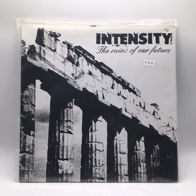 INTENSITY -THE RUINS OF OUR FUTURE- LP