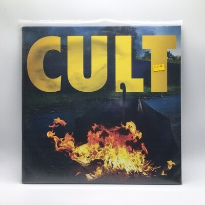 CAULFIELD CULT -CULT- LP (COLOR VINYL)