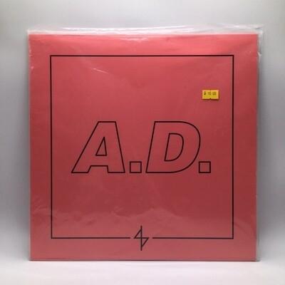 ANGEL DUST -A.D- LP (PINK VINYL)