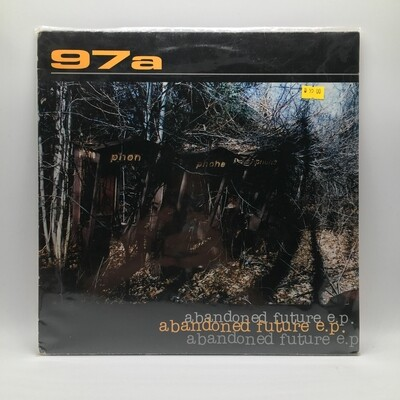 97A -ABANDONED FUTURE- 12inch EP