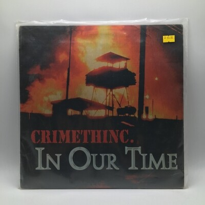 V/A -CRIMETHINC.: IN OUR TIME- LP