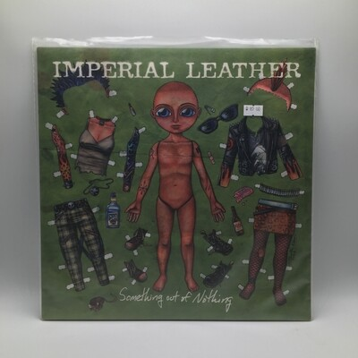 IMPERIAL LEATHER -SOMETHING OUT OF NOTHING- LP
