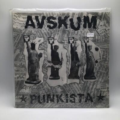 AVSKUM -PUNKISTA- LP