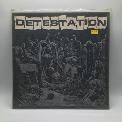 DETESTATION -S/T- LP