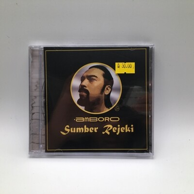 AMBORO -SUMBER REZEKI- CD