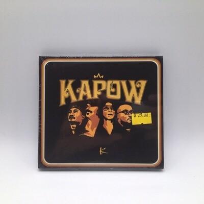 KAPOW -S/T- CD