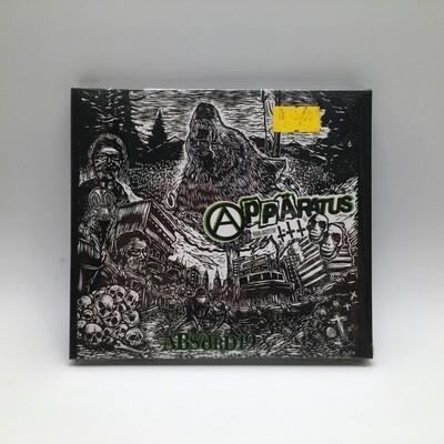 APPARATUS -ABSURD 19- CD