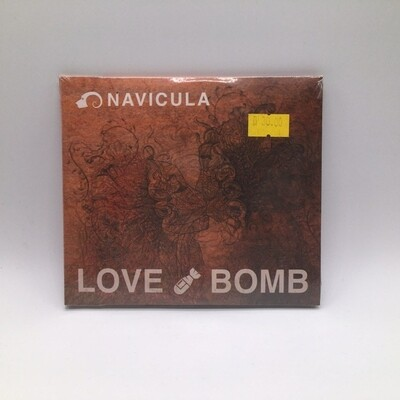 NAVICULA -LOVE BOMB- CD