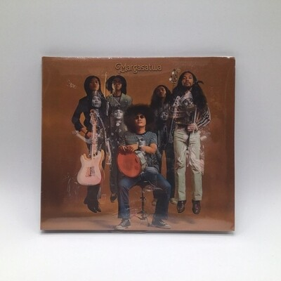 MARGASATWA -S/T- CD