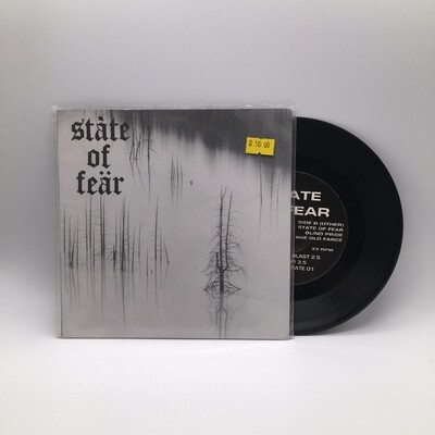 STATE OF FEAR -S/T- 7 INCH
